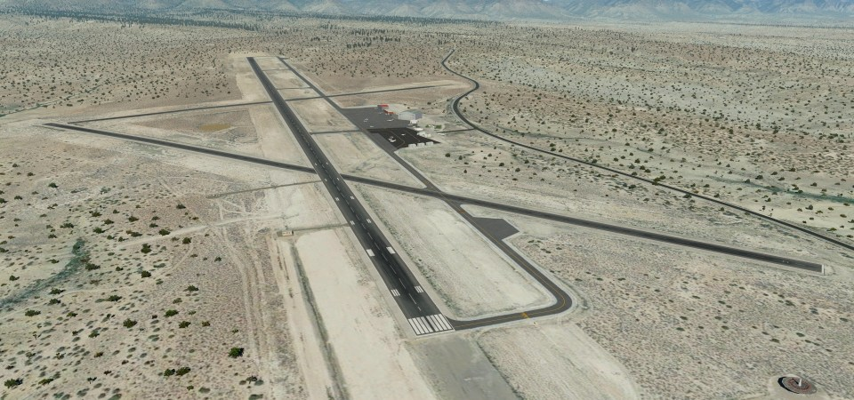 KPUC Carbon County Scenery (X-Plane)