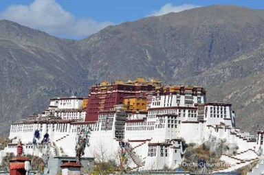 Trip to Tibet - Potala Palace