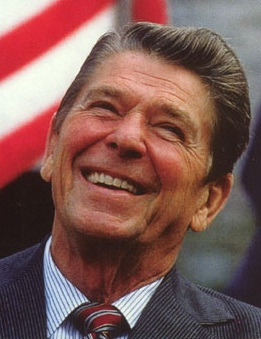 Ronald Reagan On The Issues