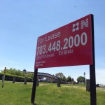 For Lease Signage
