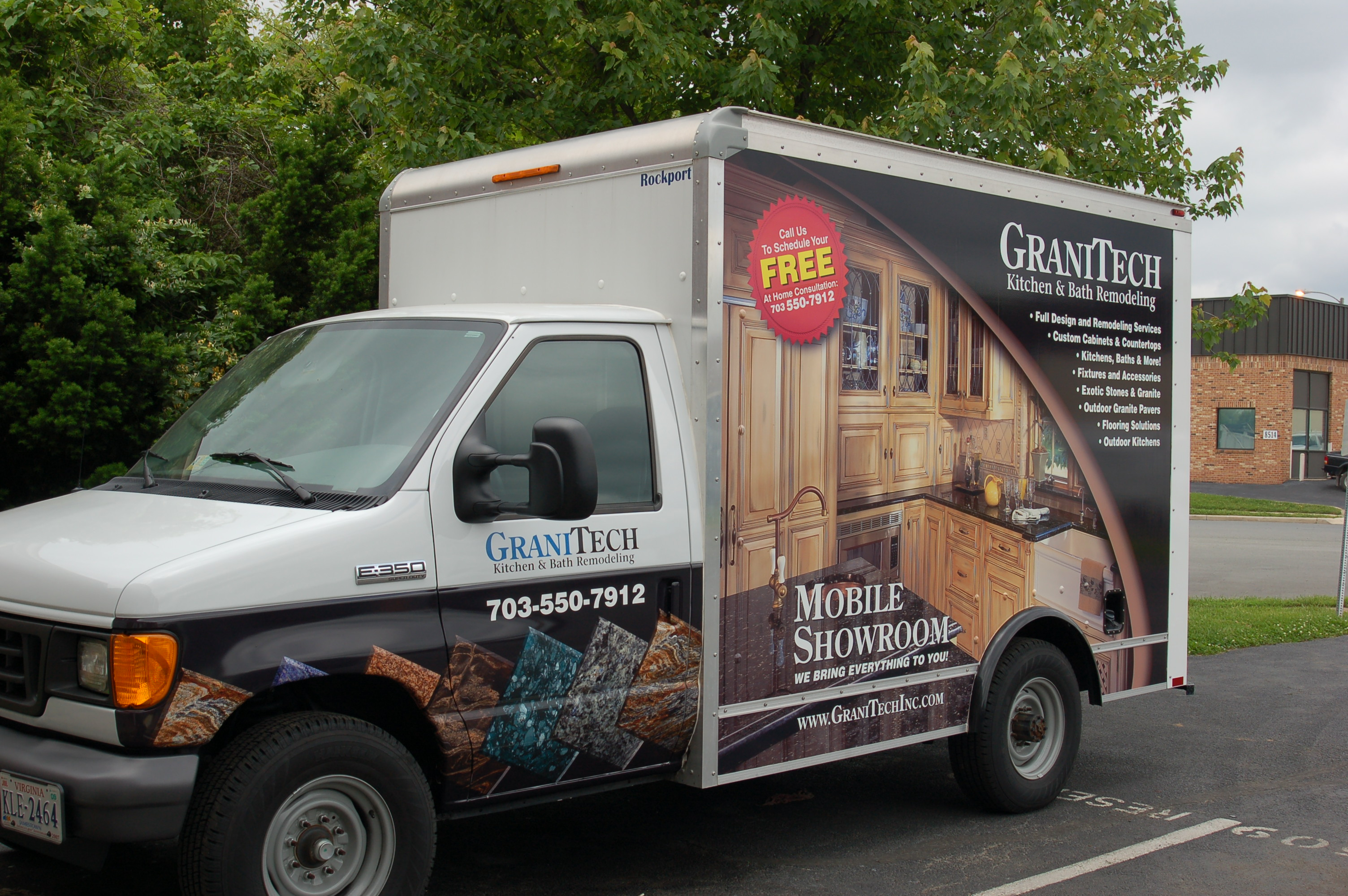 Vehicle Wraps - Manassas, Northern Va - On The Mark