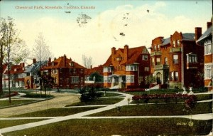 Chesnut Park Rosedale Toronto