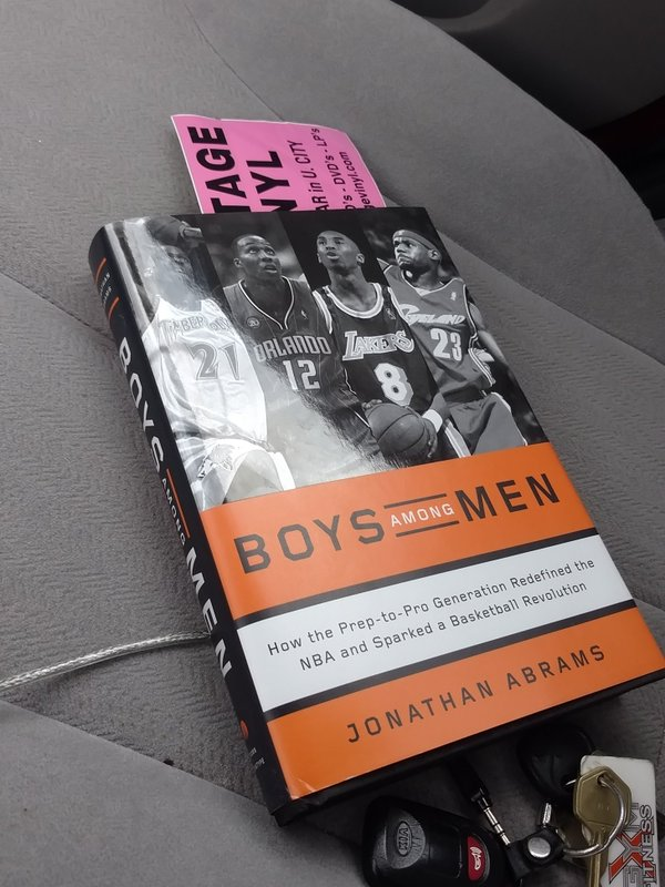 Abrams' first book showcases the good, the bad and the ugly of the Prep-to-Pro Generation and hints at where the NBA may be headed with regard to draft eligibility rules.