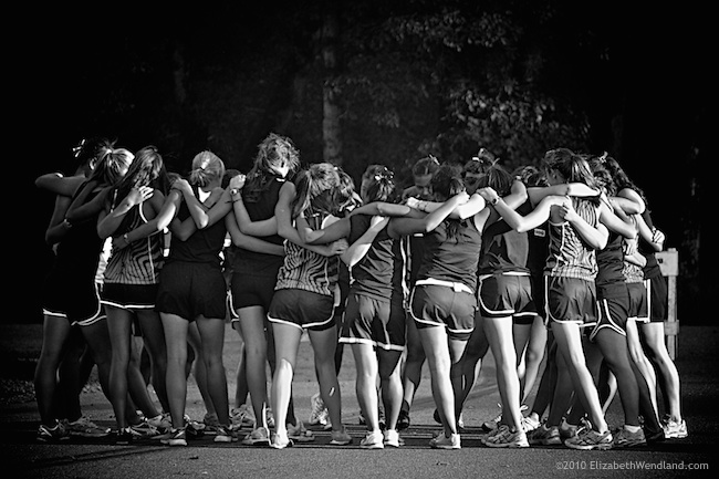 why do the moms cry - xc cross country sherwood xc