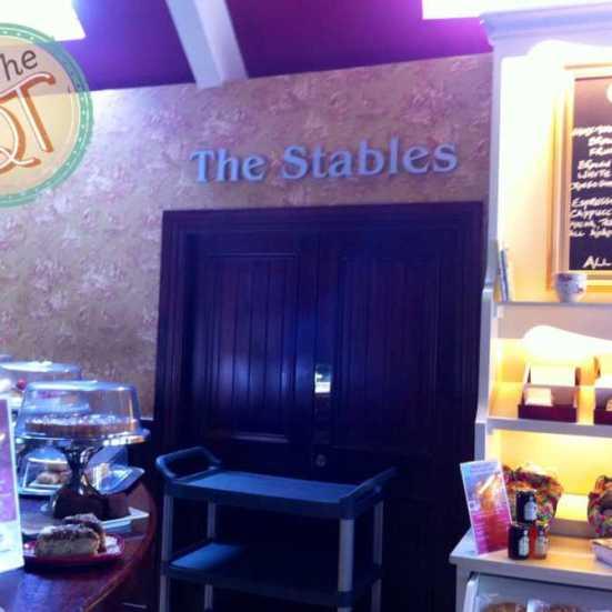 'The Bakery', Horse And Jockey
