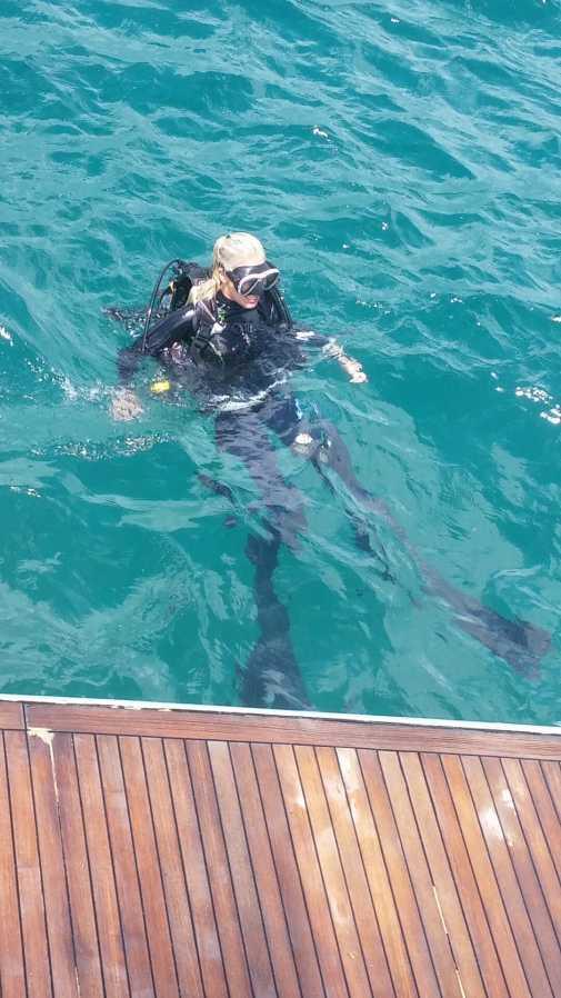 Scuba diving 14