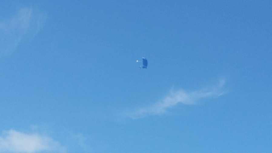 Sky Dive 11
