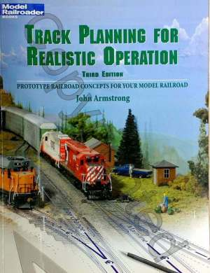Track Planning for Realistic Operations 3rd edition