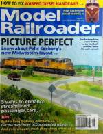 Model Railroader 2017 May Volume 84 Number 5