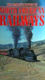 The Complete book of North American Railways