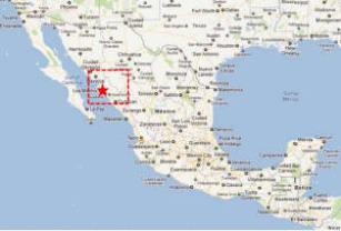 Los Mochis Map Los Mochis Sinaloa