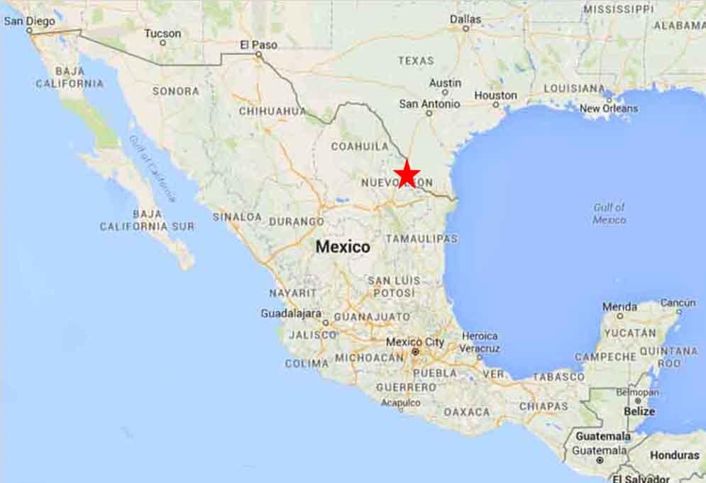 Tamaulipas laredo