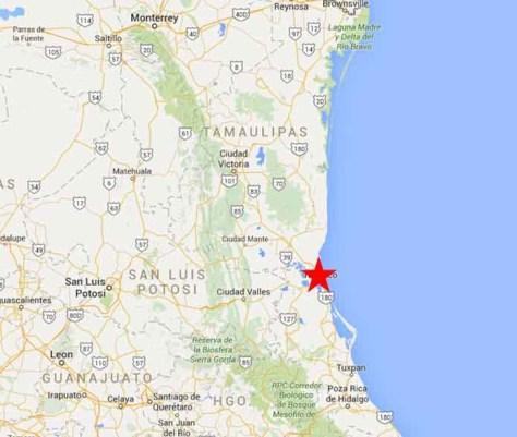 Tampico Map 2
