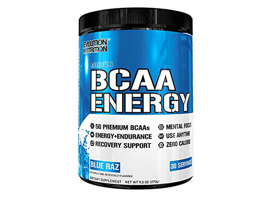 Evlution Nutrition BCAA Energy For Men