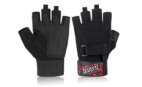 Trideer Weightlifting Gloves