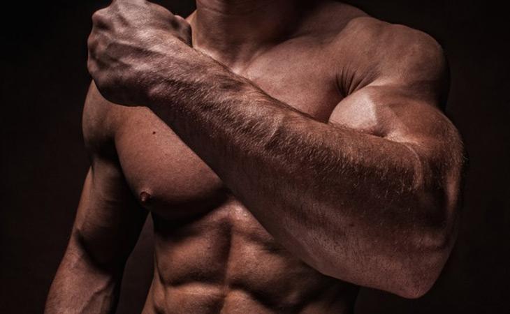 Jackson Haen's muscle growth stories