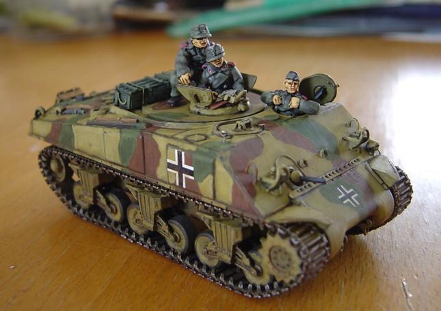 Yekta Destlund 1 72nd Scale Dragon M4a2 Sherman