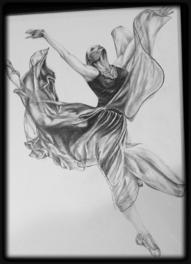 Dance - poetry in motion