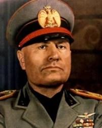 Benito Mussolini (Italian Dictator) - On This Day