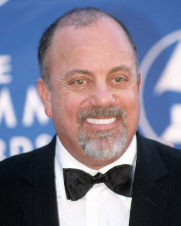 Pianist, Songwriter and Composer Billy Joel