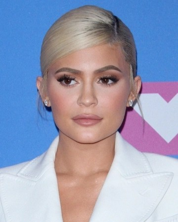 Model, TV Personality and Businesswoman Kylie Jenner
