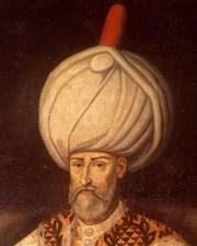 Ottoman Sultan Suleiman the Magnificent