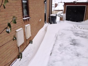 Neighbour's drifts