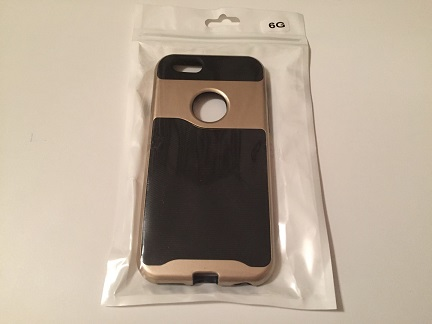 Coolden Tough Gold iPhone 6 Case Review