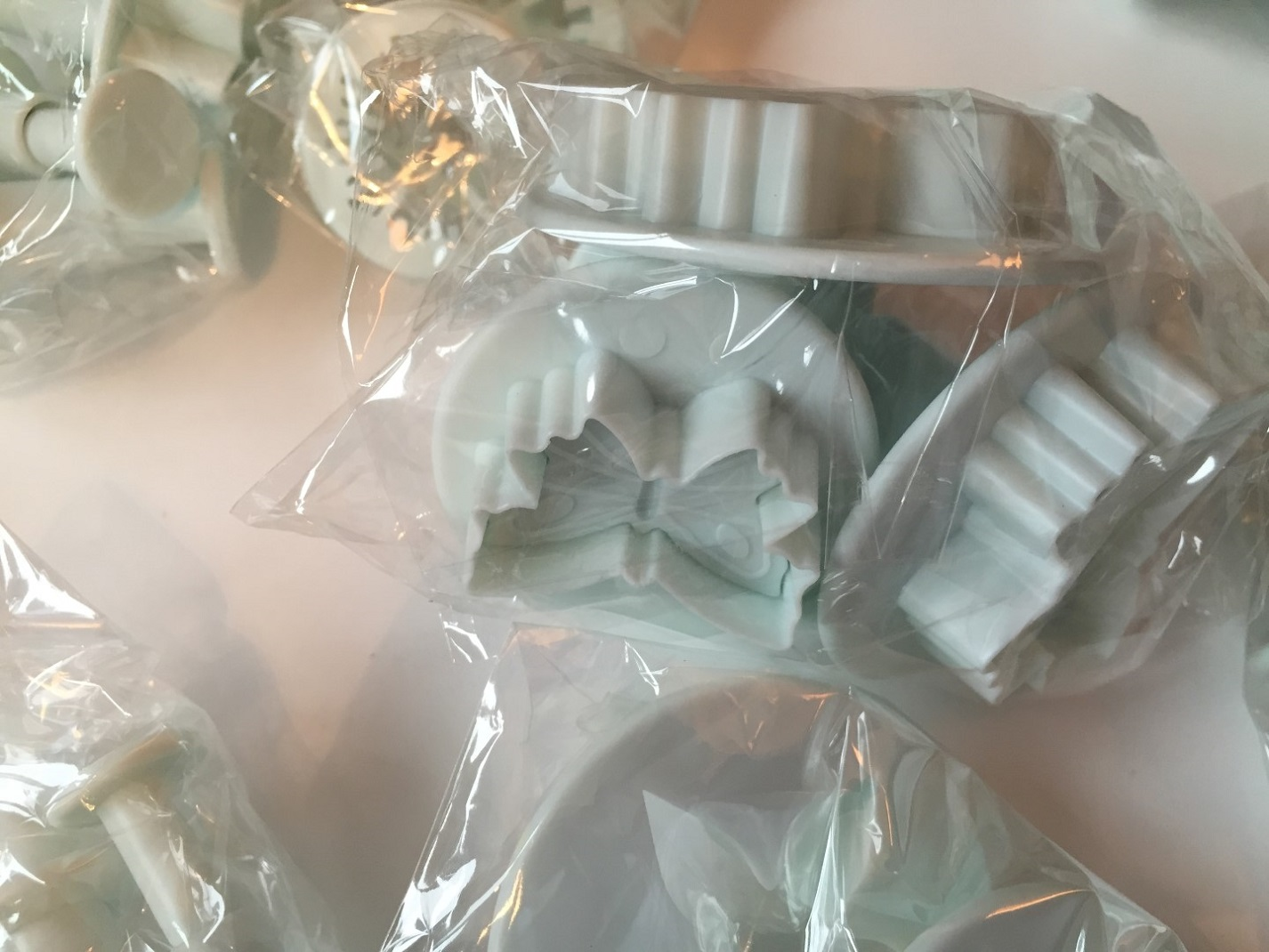 Fondant Cutters In Packaging