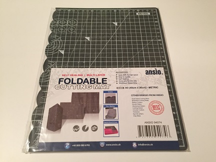 ANSIO A3 Self Healing Folding Cutting Mat Review