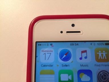 iPhone on Three Network