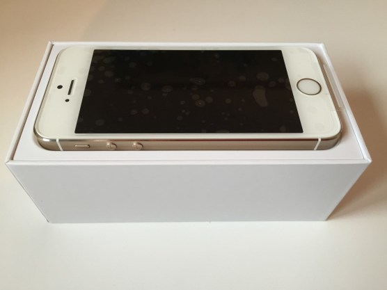 iPhone in Box