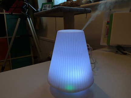 Amir Aromatherapy Humidifier Review