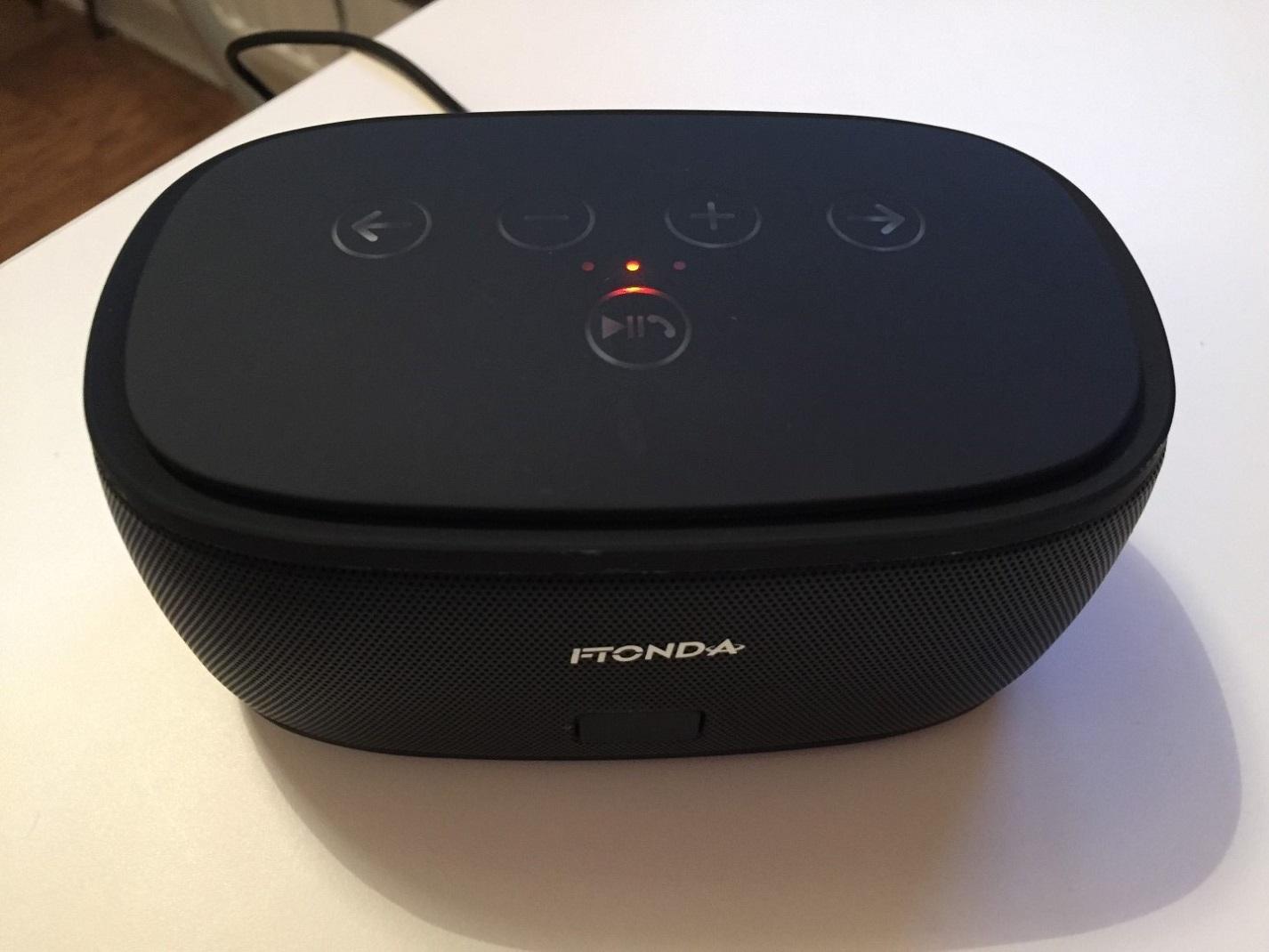 Speaker In Use