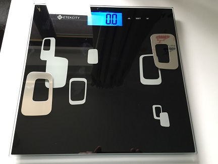 Etekcity Digital Fat Measuring Weighing Scales Review