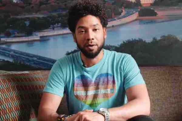 Jussie Smollett Joins HRCs Equality Rocks Campaign On