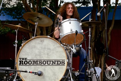 The Roomsounds - KXT's Summer Cut (Gexa Energy Pavillion - Dallas, TX) 6/1/13