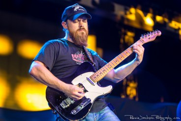 Jamey Johnson Band - Gexa Energy Pavilion - Dallas TX // Ronnie Jackson Photography 2013