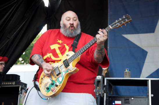 Bowling For Soup - Vans Warped Tour // Photo courtesy of Gilbert Velasquez ©2013