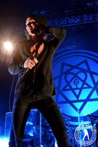 H.I.M. - Rock Allegiance Tour (Verizon Theater - Grand Prairie, TX) 9/18/13