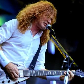 Megadeth - Aftershock Festival (Discovery Park - Sacramento, CA) 9/14/13 - 9/15/13 // James Villa Photography 2013