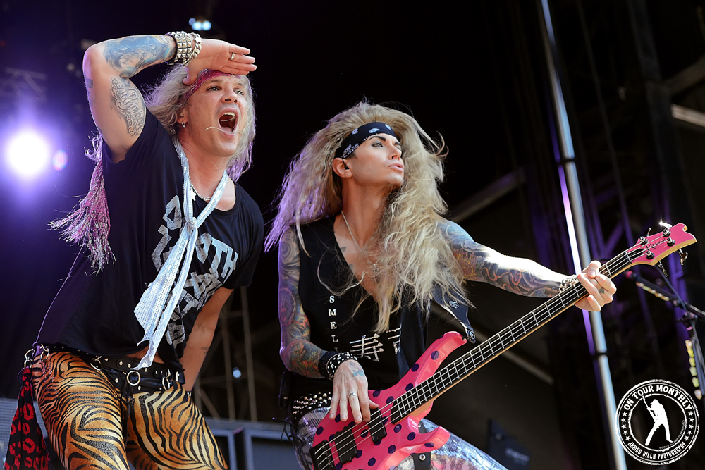 Steel Panther (Aftershock Festival - Sacramento, CA) 2013 ©2013 James Villa Photography, All Rights Reserved