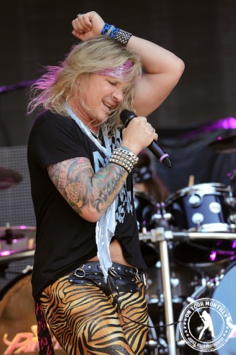 Steel Panther - Aftershock Festival (Discovery Park - Sacramento, CA) 9/14/13 - 9/15/13 // James Villa Photography 2013