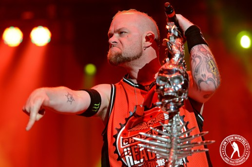 Five Finger Death Punch (Aftershock Festival - Sacramento, CA) 2013 ©2013 James Villa Photography, All Rights Reserved