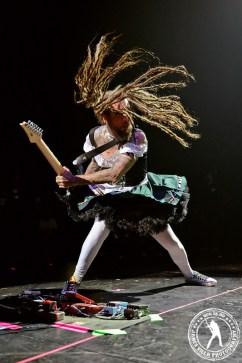 Korn - Freaker's Ball (Verizon Theater, Grand Prairie, TX) 10/25/13