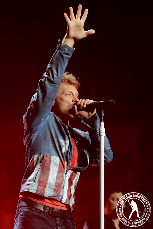 Bon Jovi (AAC -Dallas, TX) 10/16/13 - ©2013 James Villa Photography
