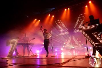 CHVRCHES (South Side Ballroom - Dallas, TX) 11/23/13