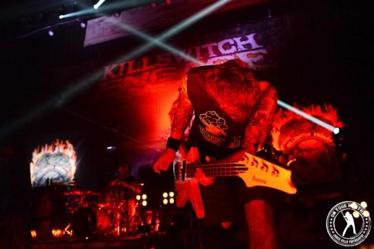 Killswitch Engage (Verizon Theater - Grand Prairie, TX) 11/02/13