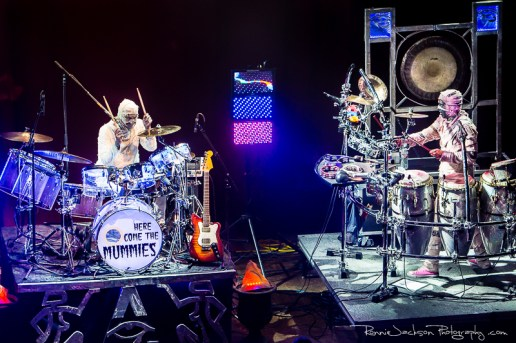 Here Come The Mummies - House of Blues - Dallas TX10-31-2013