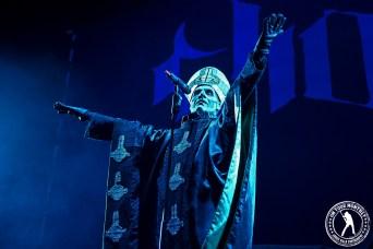 Ghost (Chesapeake Arena - Oklahoma City, OK) 10/23/13